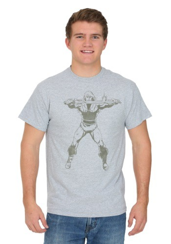 Masters Of The Universe He Man Pose Men's T-Shirt