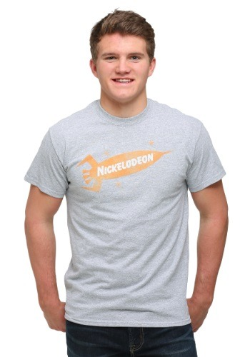 Nickelodeon Logo Men's T-Shirt