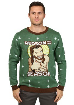Men's Reason for the Season Christmas Sweater