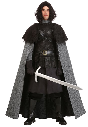 Mens Dark Northern King Costume
