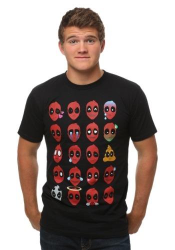 Deadpool Emojis Mens