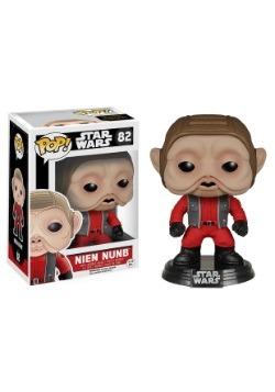 POP Star Wars Ep 7 Nien Nunb Bobblehead Figure