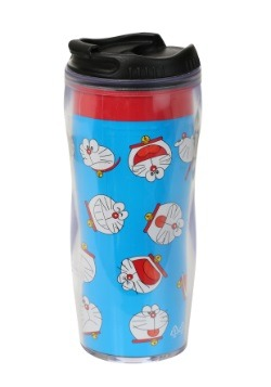 Doraemon Face Insulated Tumbler