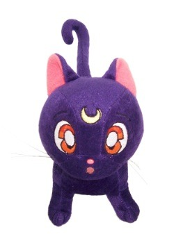 Sailor Moon Luna Plush