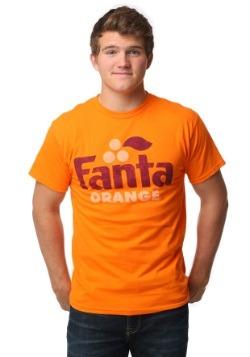 Fanta Orange Retro Logo Mens
