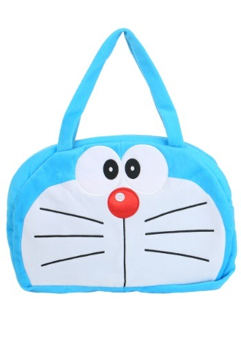 Doraemon Velour Handbag