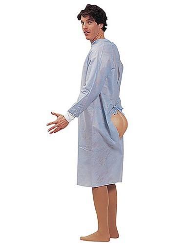 Hospital Patient Costume