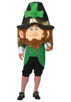 Parade Leprechaun Oversized Costume