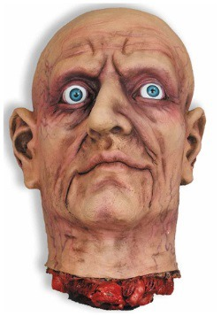 Wide Eyed Severed Head Prop