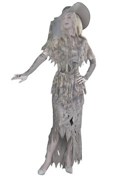 Women's Spooky Ghost Costume
