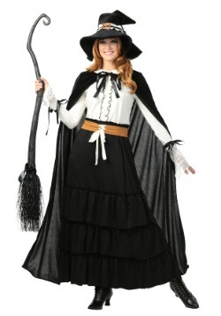Womens Salem Witch Costume