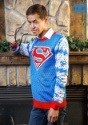 Superman Classic Mens Sweater