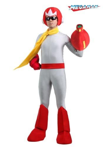 Mega Man Mens Proto Man Costume
