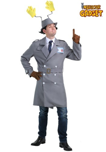 Men's Inspector Gadget Costume