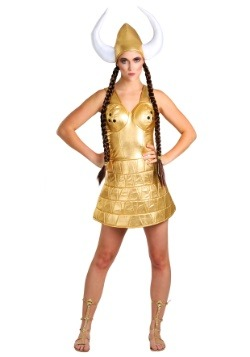 The Big Lebowski Maude Viking Costume