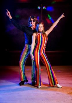 Women's 70's Disco Jumpsuit 2