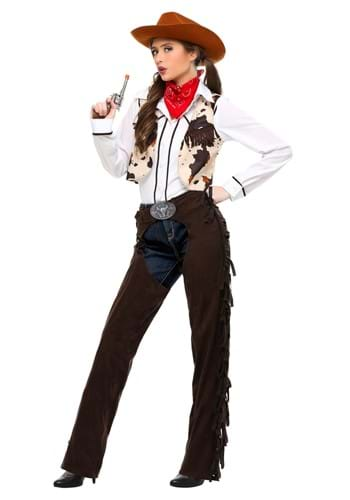 Cowgirl Chaps Womens Costume