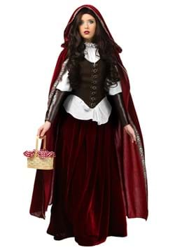 Deluxe Red Riding Hood Women's Costume