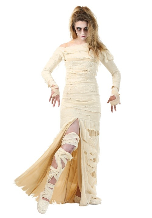 Full Length Mummy Costume 4