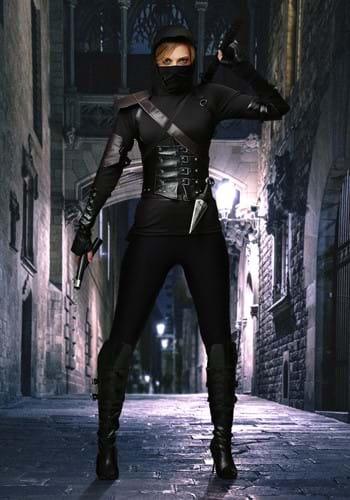 Ninja Assassin Women's Costume