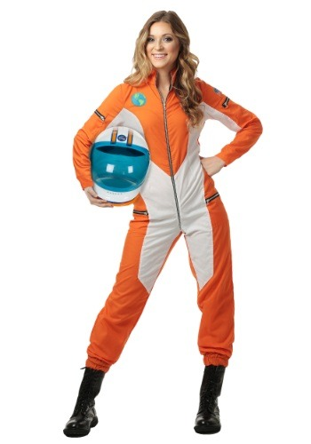 Womens Astronaut Jumpsuit