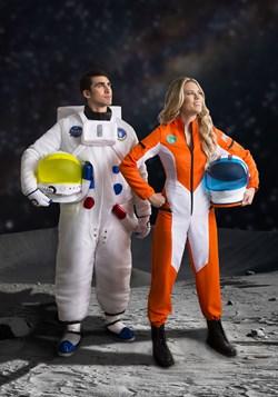 Womens Astronaut Jumpsuit Costume