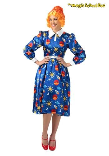 Magic School Bus Miss Frizzle Costume