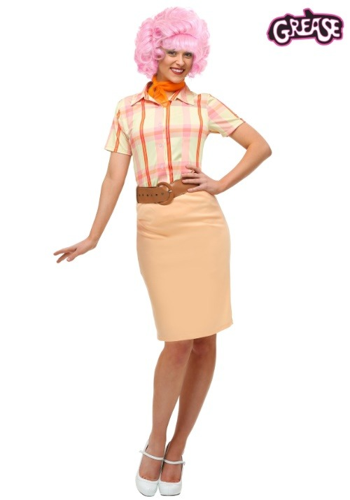 Grease Frenchy Plus Size Costume