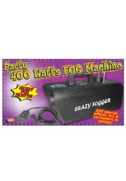 400W Fog Machine Scary Halloween Decoration
