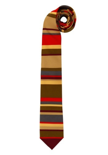 Doctor Who Fourth Doctor Tie