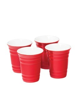The Red Cup Shot Glass Set