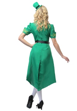 Womens Charming Leprechaun Costume-alt2