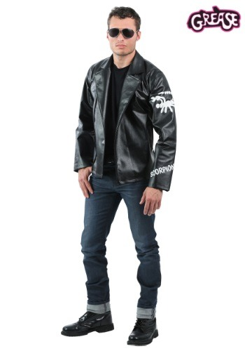 Grease Scorpions Men's Jacket