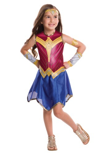 Child  Wonder Woman Dawn of Justice Costume