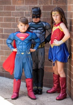 Child  Wonder Woman Dawn of Justice Costume