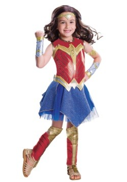 Deluxe Girls Dawn of Justice Wonder Woman Costume