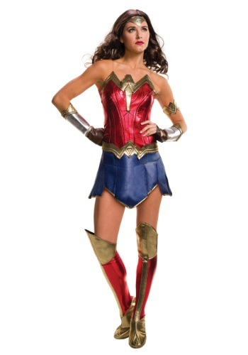 Wonder Woman Dawn of Justice Deluxe Womens Costume