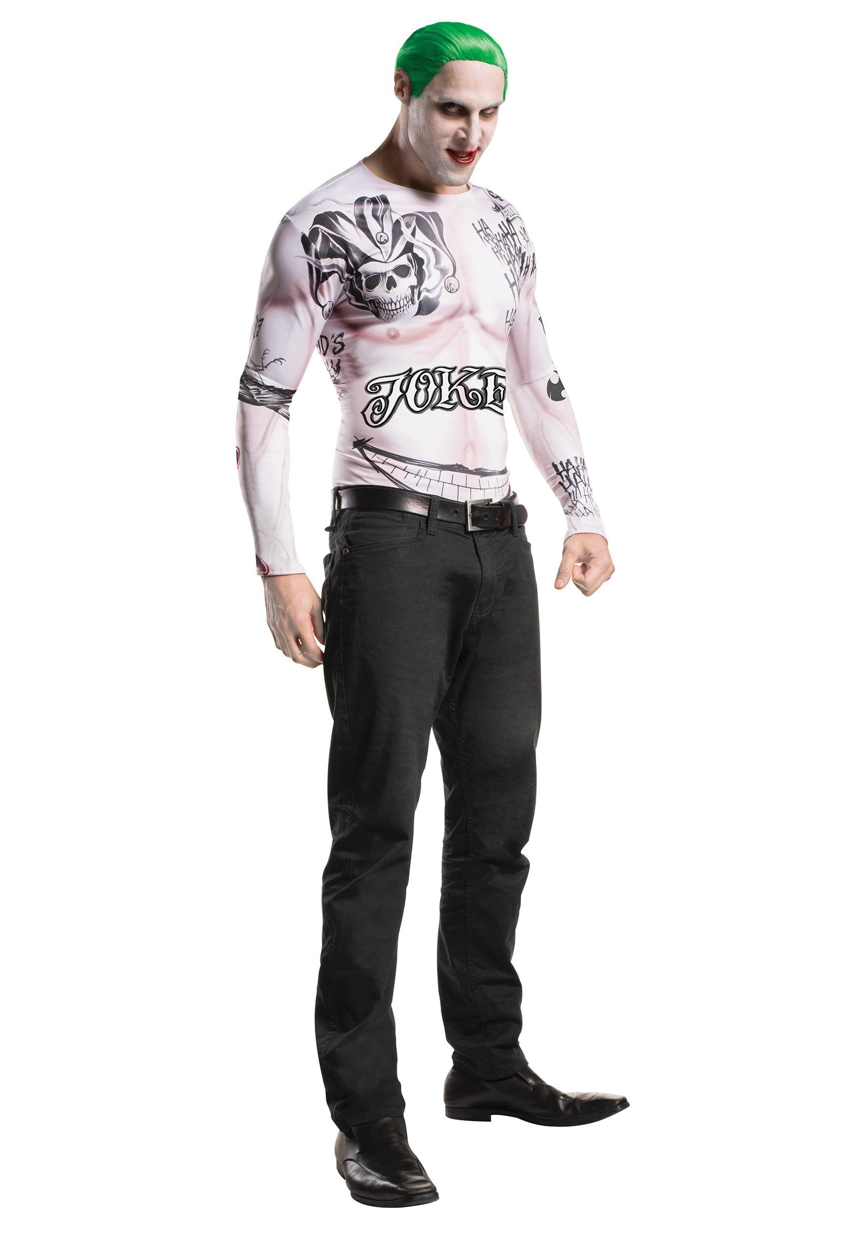 3255c7209 Suicide Squad Joker Costume Kit