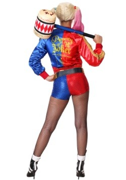 Deluxe Harley Quinn Suicide Squad Women's Costume