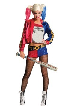 Suicide Squad Harley Quinn Inflatable Bat1