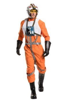 X-Wing Pilot Grand Heritage Men's Costume