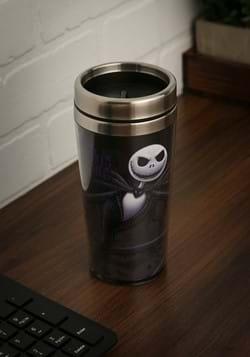 Nightmare Before Christmas Jack 16oz Steel Travel Mug