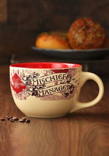 Harry Potter 24oz Ceramic Soup Mug