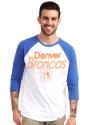 Denver Broncos All American Raglan Men's