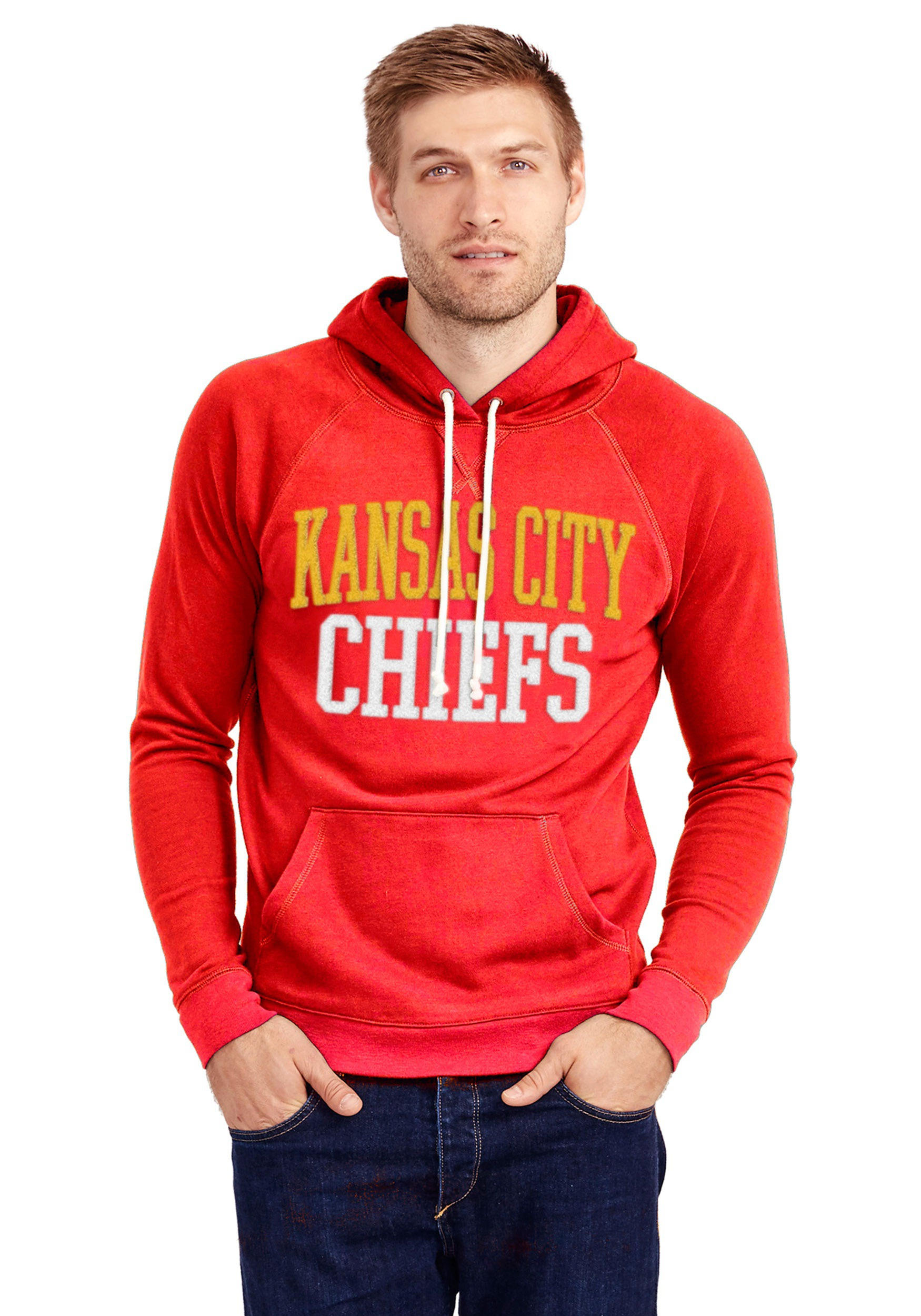 Kansas City Chiefs Half Time Hoodie for Men 4f91571a9f2b