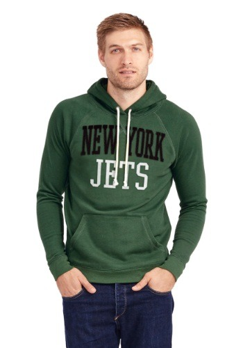 New York Jets Half Time Mens Hoodie