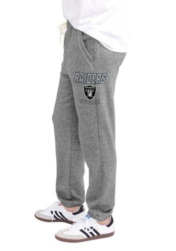 Oakland Raiders Mens Sunday Sweatpants