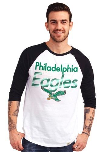 Philadelphia Eagles All American Raglan Mens
