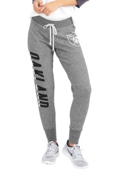 Oakland Raiders Womens Sunday Sweatpants