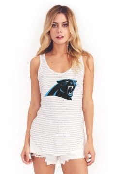 Carolina Panthers Time Out Women's Tank